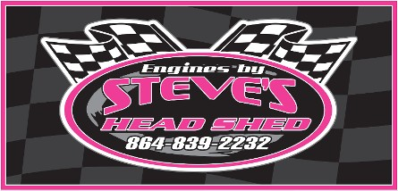 Steve's Head Shed, logo